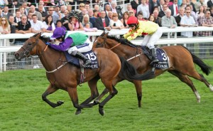 Margot Did wins the Nunthorpe Stakes Gr.1